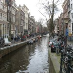 Canales de Amsterdam