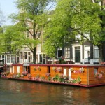 Casas Flotantes en Amsterdam
