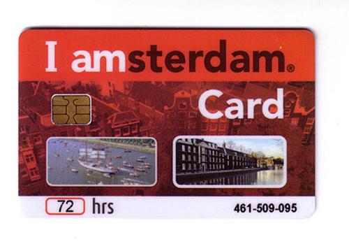 Amsterdam Card Ahorra dinero en tus visitas a los museos y principales atractivos turísticos de Amsterdam