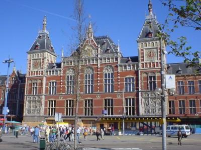 Estación Central Hoteles cercanos a la Estación central de Amsterdam