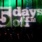 5 Days Off, el festival de música electrónica en marzo